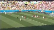 24.06.2014 Коста Рика - Англия 0:0 (световно първенство)