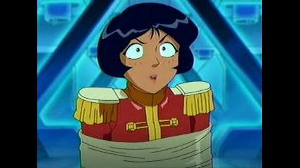 Totally Spies - 3x18 - Truth or Scare