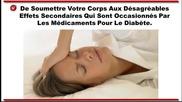 Diabète De Type 2, Je Suis Diabétique Type 2, Reduire Le Diabete, Regime Du Diabetique, Diabète