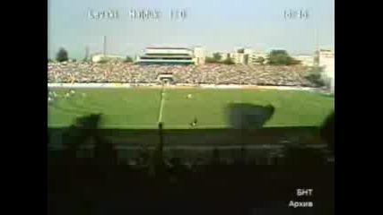 Levski Hajduk Split 1:0