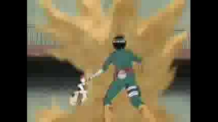 Rock Lee - Out Of Limit (amv)