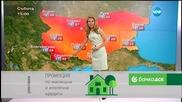 Прогноза за времето (05.06.2015 - централна)