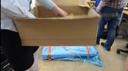 Безопасно опаковане на пратка