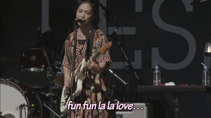 Yui - Tonight (live) (subbed)