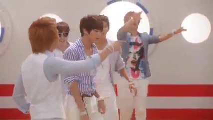 Ze:a - Watch out Behind the scenes
