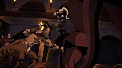 Mortal Kombat「amv」-immortals「movie 2020」