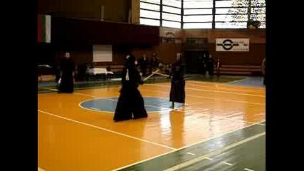 Александър Драев /KK Shumen /vs Янчо Янчев / Kenshin /