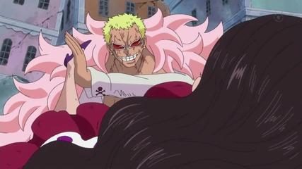One Piece Епизод - 731