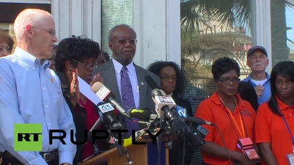 """USA: Walter Scott killing part of US police """"culture"""" - NAACP"""