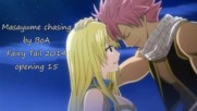 Fairy Tail opening 15 [full version with lyrics]