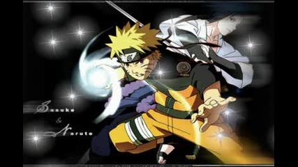Naruto Vs Sasuke - Linkin Park:in The End