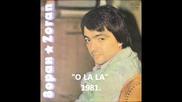 Zoran Milivojevic 'o La La' 1981.