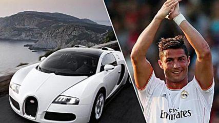 Най-скъпите коли на футболисти от ЕВРО 2016