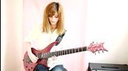 Daniele Gottardo's Guitar Competition - Jacqueline Mannering