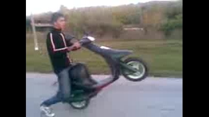 Ali Evrokom - Honda