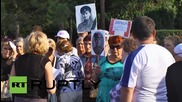 Ukraine: Odessites commemorate WWII siege at Tomb of the Unknown Sailor