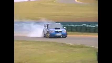 Dailymotion - Subaru Impreza Crazy Drift