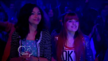 [hd] Shake It Up Made In Japan - Blue Man Group Appearances - Clip