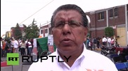 Mexico: Mayoral candidate rolls out 'Batmobile' for campaign boost