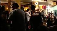 Talco - La Carovana (live at Restaurante Due Forni - Berlin 03.12.08)