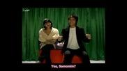 The Real Concert Skit - Big Bangs Samonim (gd feat. Top)[english Subbed]
