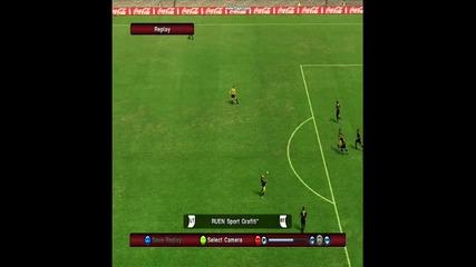 Pro Evolution Soccer 2011 Goal