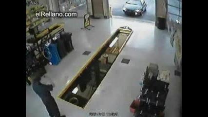 Неграмотен Шофьор