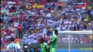 25.06.2014 Нигерия - Аржентина 2:3 (световно първенство)