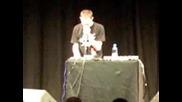 Beadyman На Световния Тур По Beatbox