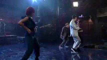 Джо Джонас на живо от шоуто на Летърман - Kleptomaniac ( Перфектно Качество)