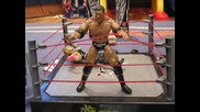 Batista Vs. Jeff Hardy (Intercontinental Championship) (с играчки)