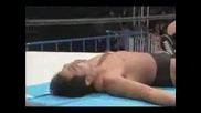 Изключителна Победа За Shinjiro Otani !