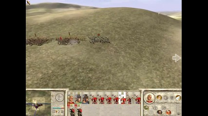 Rome total war julii campaign епизод 4