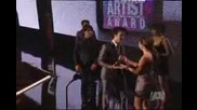 Ashley Tisdale Presenting 2008 American Music Awards