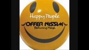 Offer Nissim Feat. Maya - Happy People - много яка песен