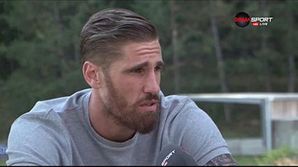 Новата звезда на ЦСКА: Предпочитам да играя срещу Роналдо, но не и срещу Меси