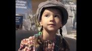 Момичето феномен на Румъния Cleopatra Stratan - Melc Melc