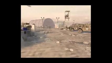 Call of Duty Modern Warfare 2 Mission 1 walkthrough