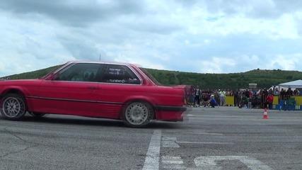 Митко Димитров BMW E30 vs Деян Кавалджиев Renault Clio