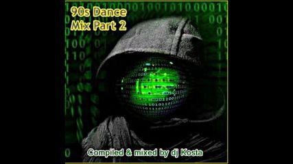 Dvj Kosta pres 90s Dance Mix Part2