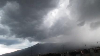 витоша в ''пердета'' от дъжд :d