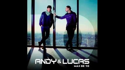 Si unas palabras bastan Andy y Lucas