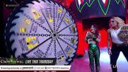Io Shirai vs. Jacy Jayne vs. Persia Pirotta – Triple Threat Match: WWE NXT, Oct. 19, 2021