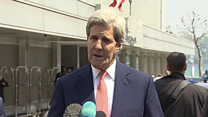 Switzerland: Kerry and De Mistura hail Russian efforts to reach Syrian ceasefire