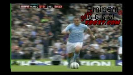 Челси Постигна Първата Си Загуба За Сезона: Manchester City 1:0 Chelsea (25/09/10)