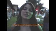 Saludo de Maite Perroni para Espectaculoschiapas.com en San Cristobal de Las Casas