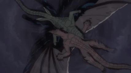 Fairy Tail Amv Natsu & Igneel vs. Mard Geer & Acnologia