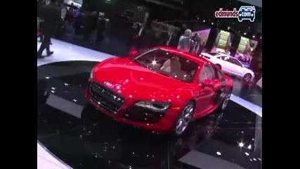 Gr8 R8 Audi R8 @ 2009 Naias