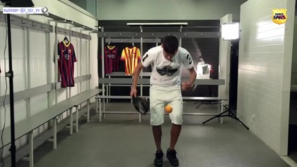 Neymar Jr • Freestyle Skills
