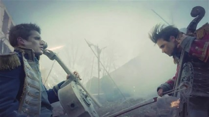 2cellos - They Don't Care About Us ( Мichael Jackson) Official Video